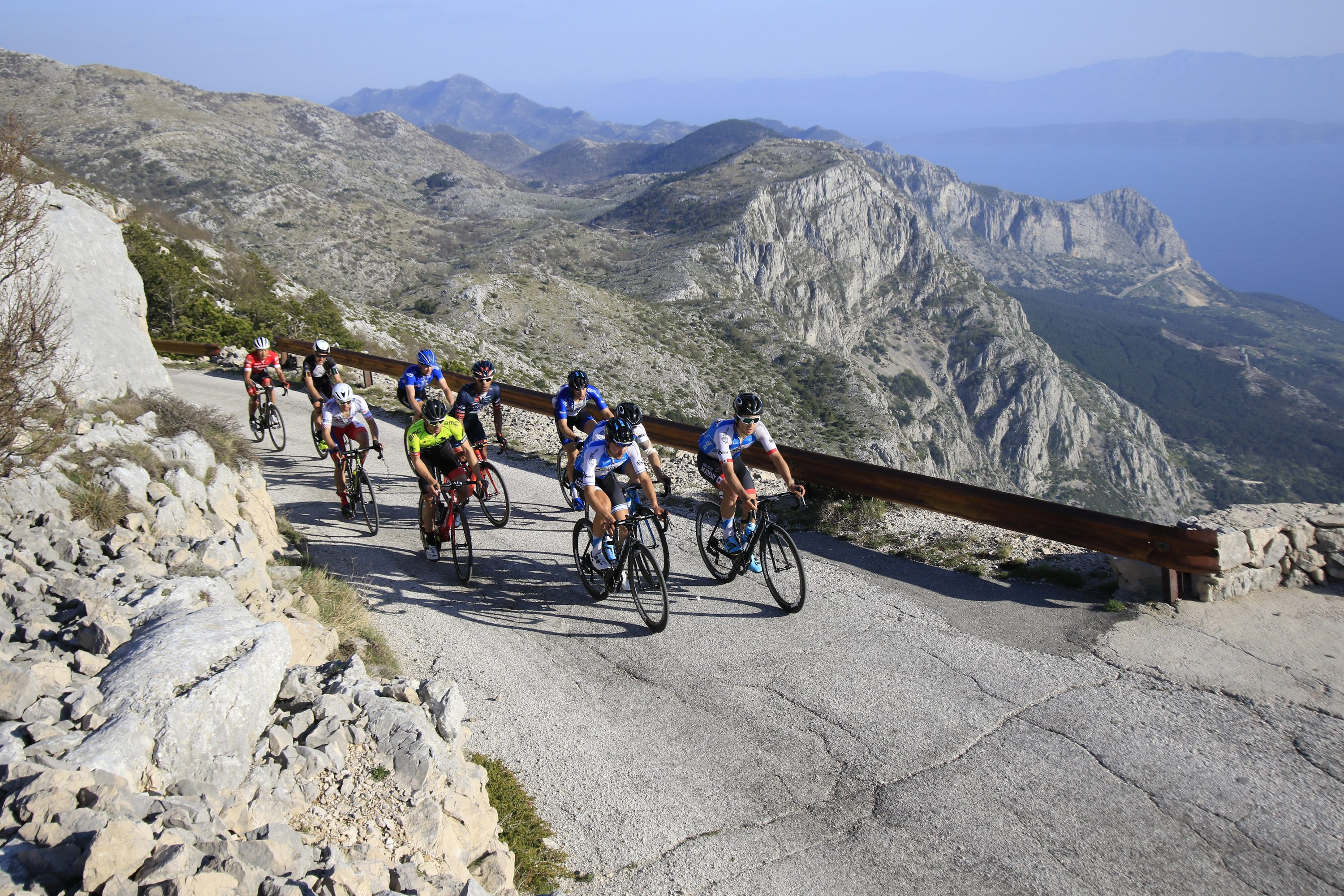 Tour of Croatia, Makarska Riviera