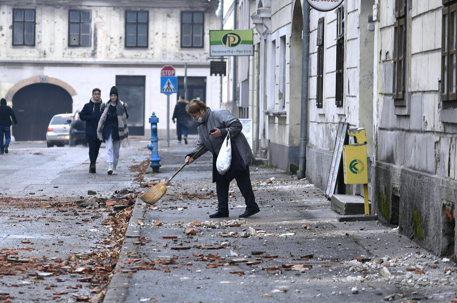 Jutarnji List Pogledajte Kako Izgledaju Petrinja I Sisak Nakon Serije Potresa Materijalna Steta Je Velika