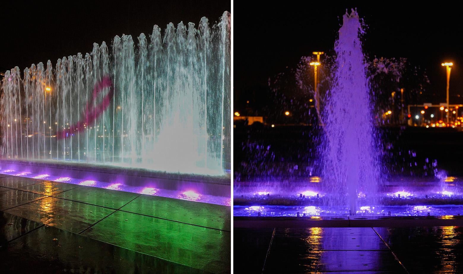 Ružičaste fontane