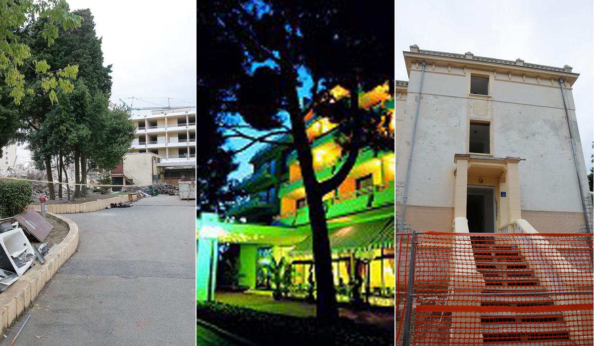 Hotel Šipar nekad i sad
