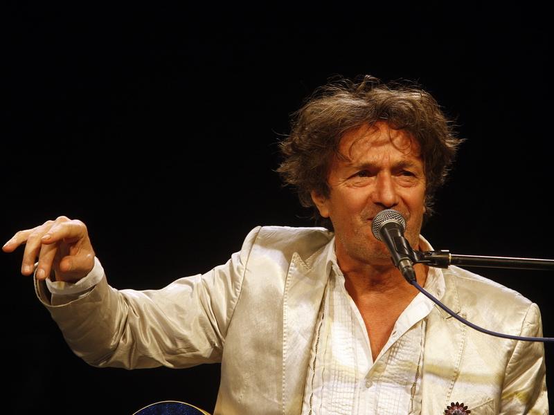 Varazdin, 301113. U Areni Varazdin koncert je odrzao Goran Bregovic pred oko 2 tisuce posjetitelja. Foto: Zeljko Hajdinjak / CROPIX