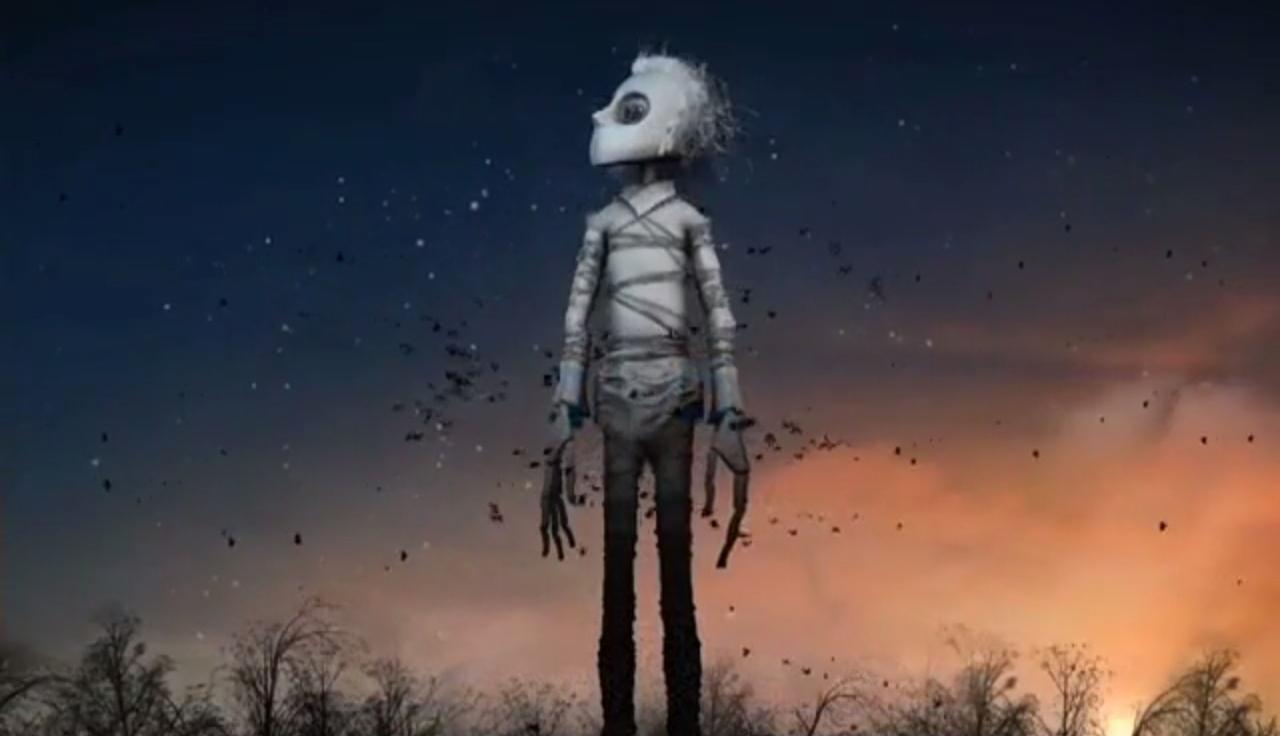 Iz animiranog filma 'Guliver' Zdenka Bašića