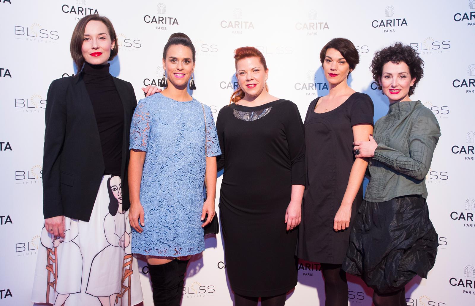 Iva Mihalić, Ana Maras, Jasminka Herceg, Marija Škaričić i Olga Pakalović
