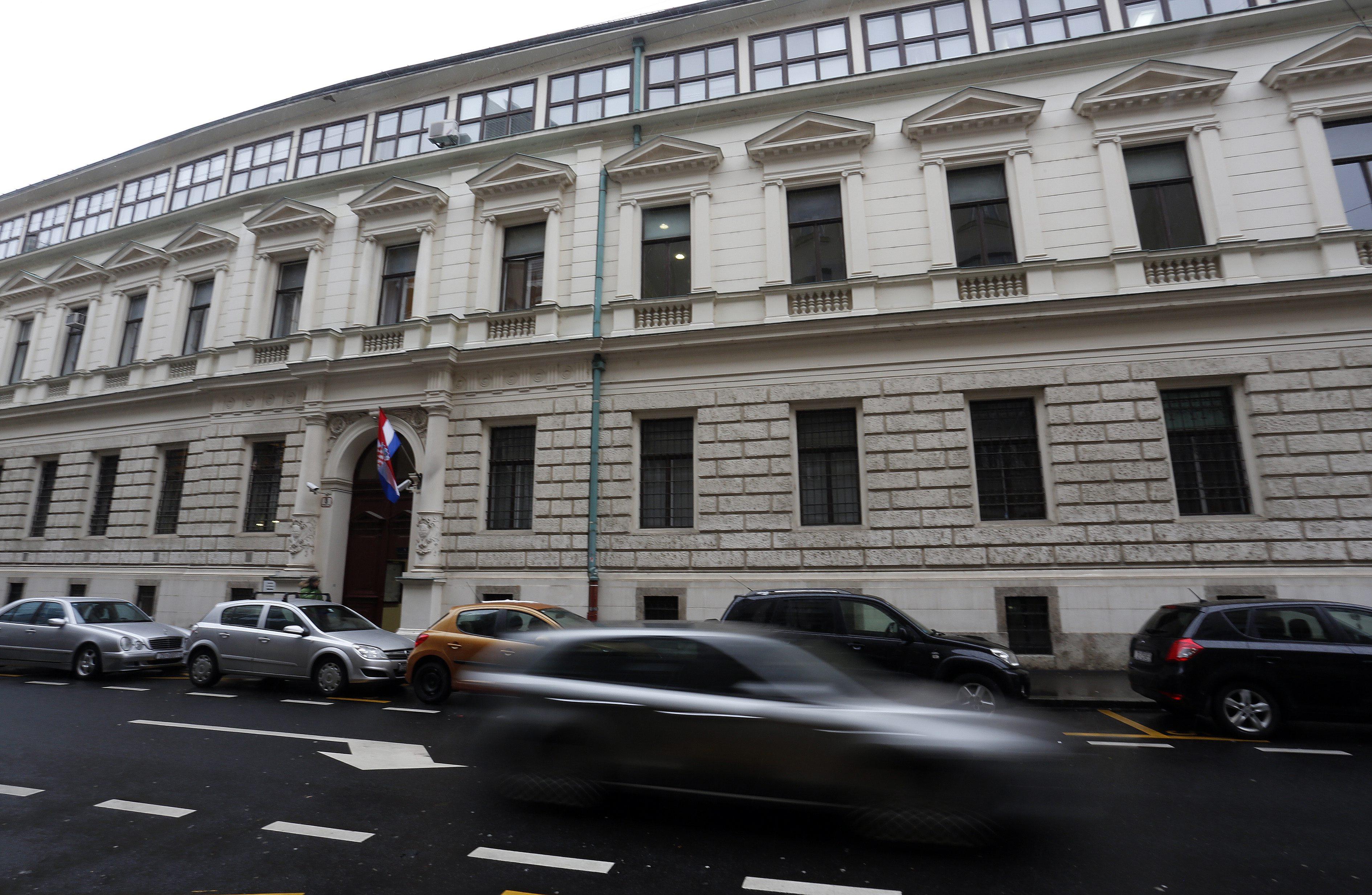 Trgovački sud u Zagrebu