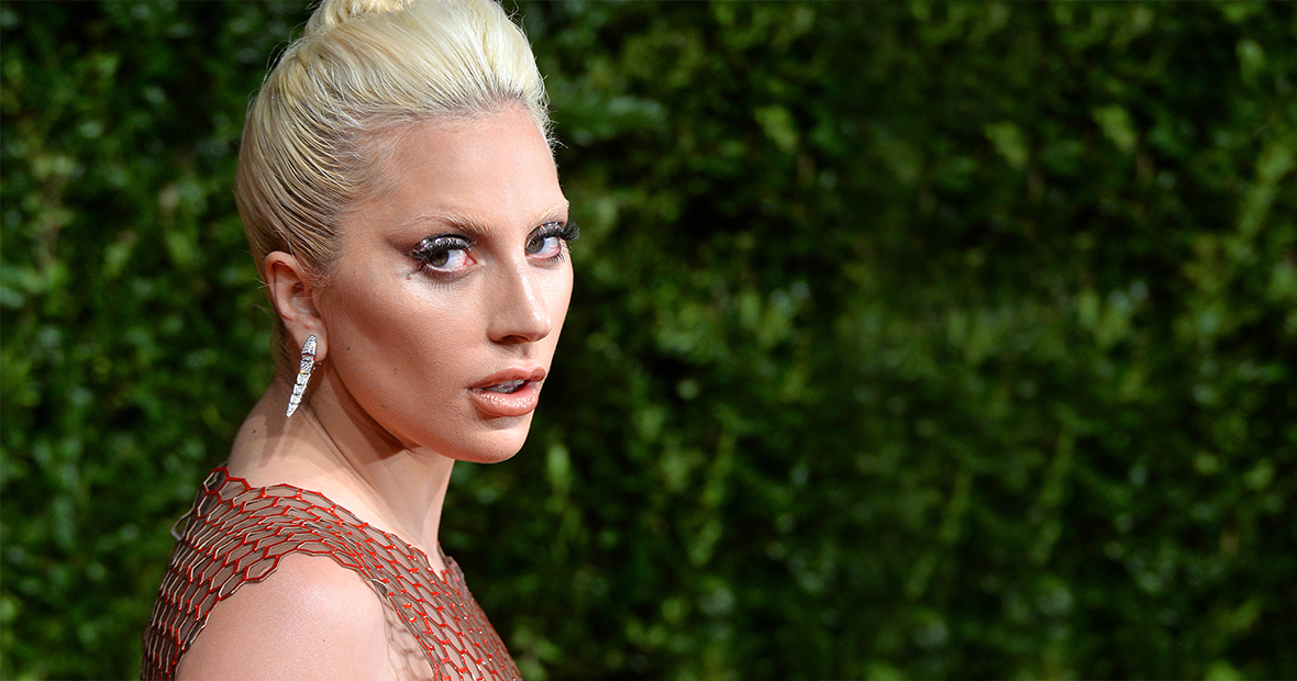 Lady Gaga naslovna