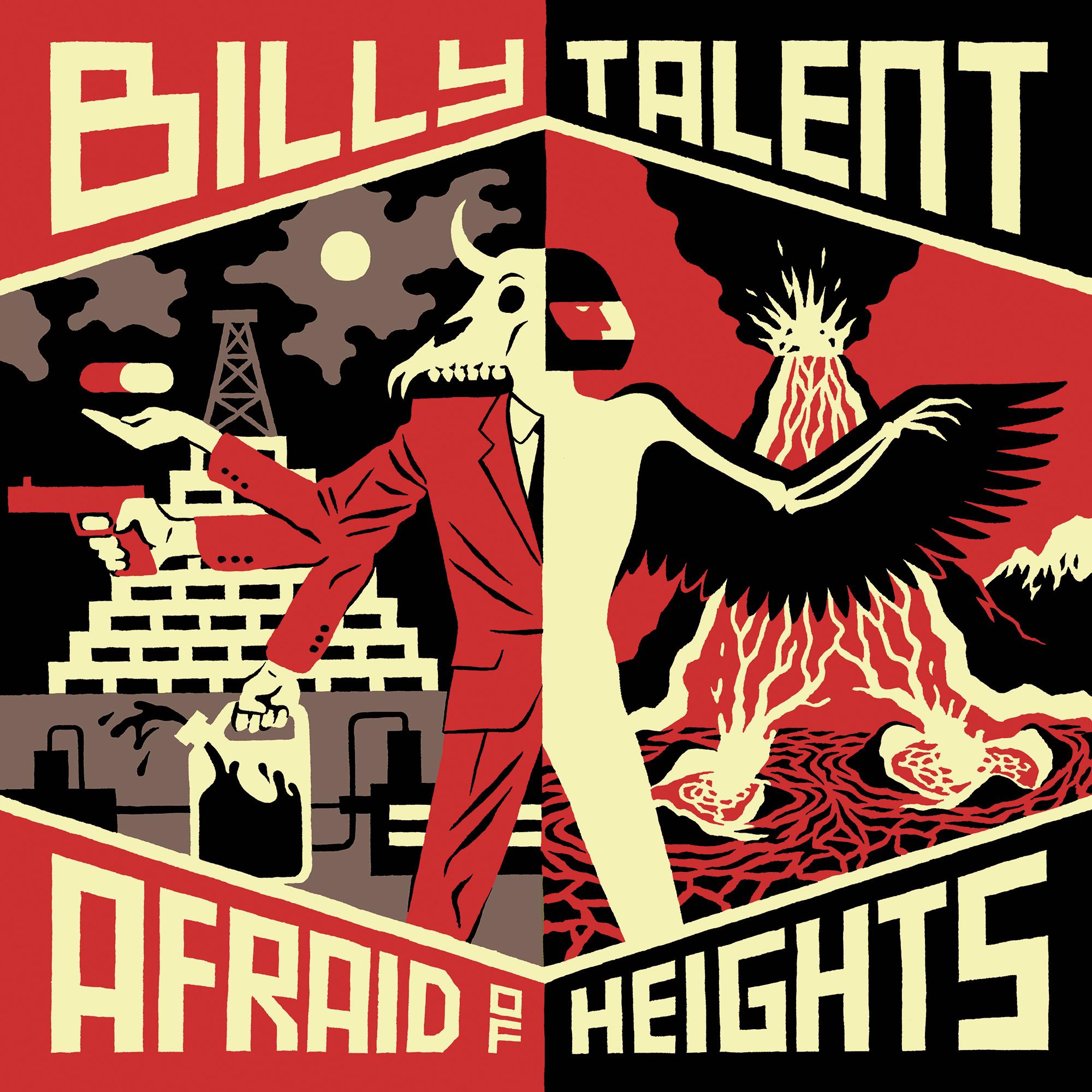 BillyTalent_AfraidOfHeights