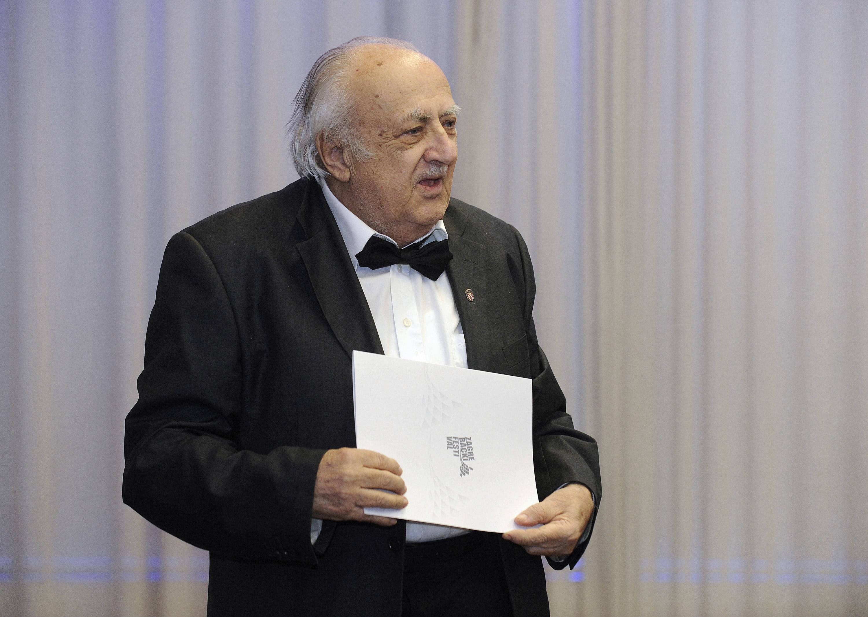 Na fotografiji: Ljubo Kuntarić 2013.