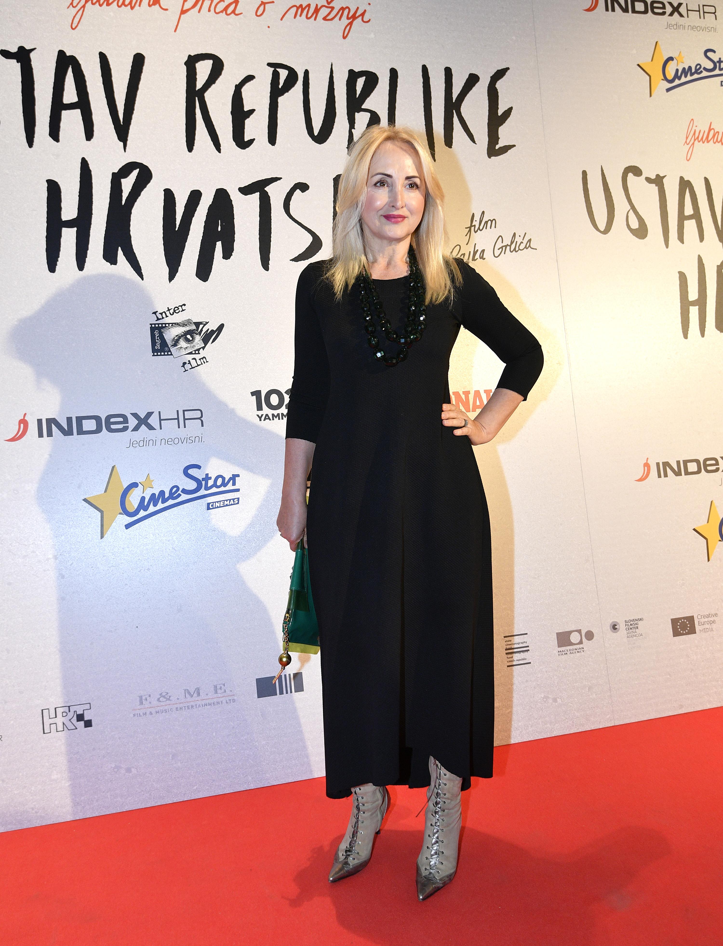 Na fotografiji: Ankica Dobrić.
