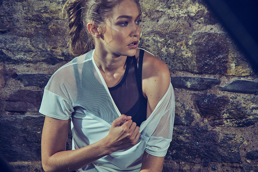 GIGI HADID JOINS FORCES WITH REEBOK TO TELL NEXT PHASE OF BE MORE HUMAN CAMPAIGN_2