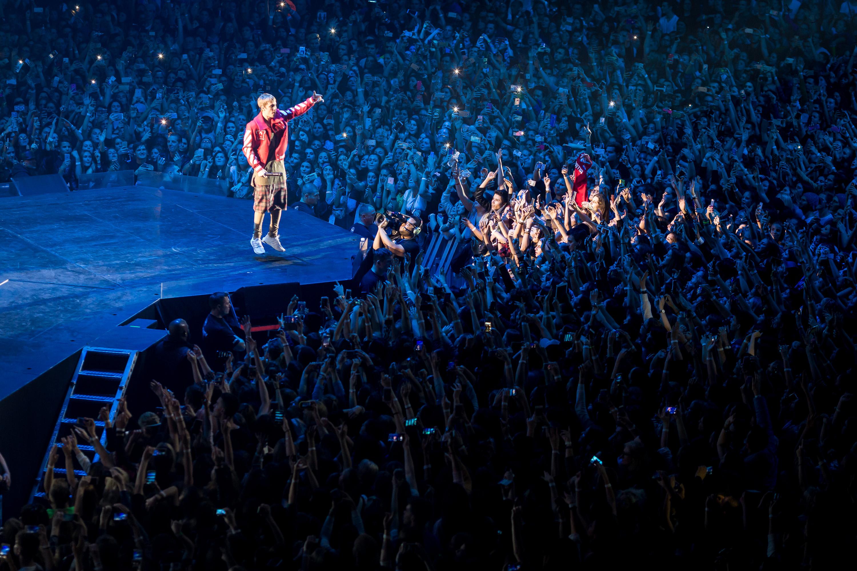 Justin Bieber u Areni Zagreb (2)