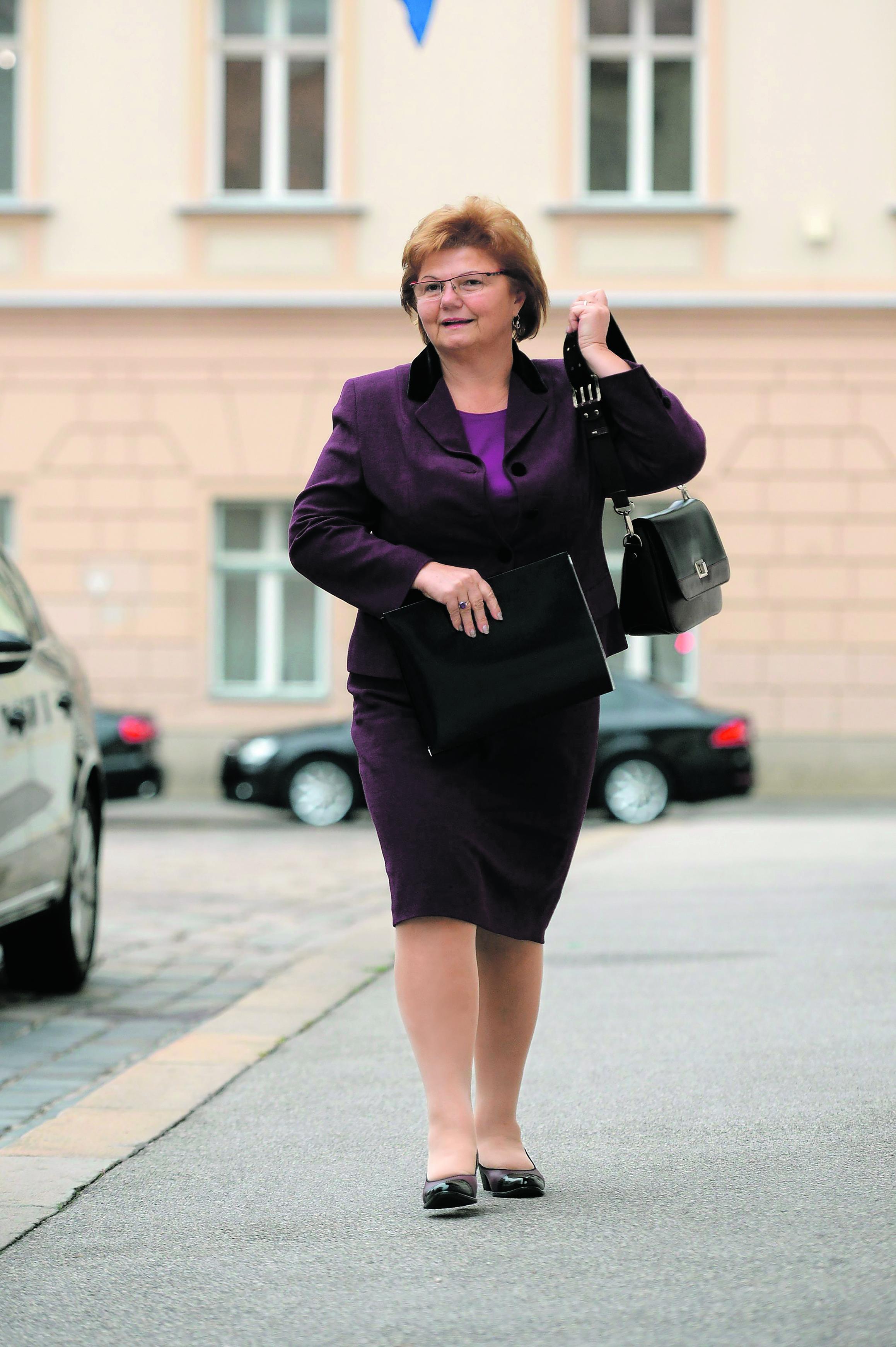 Ministrica Nada Murganić