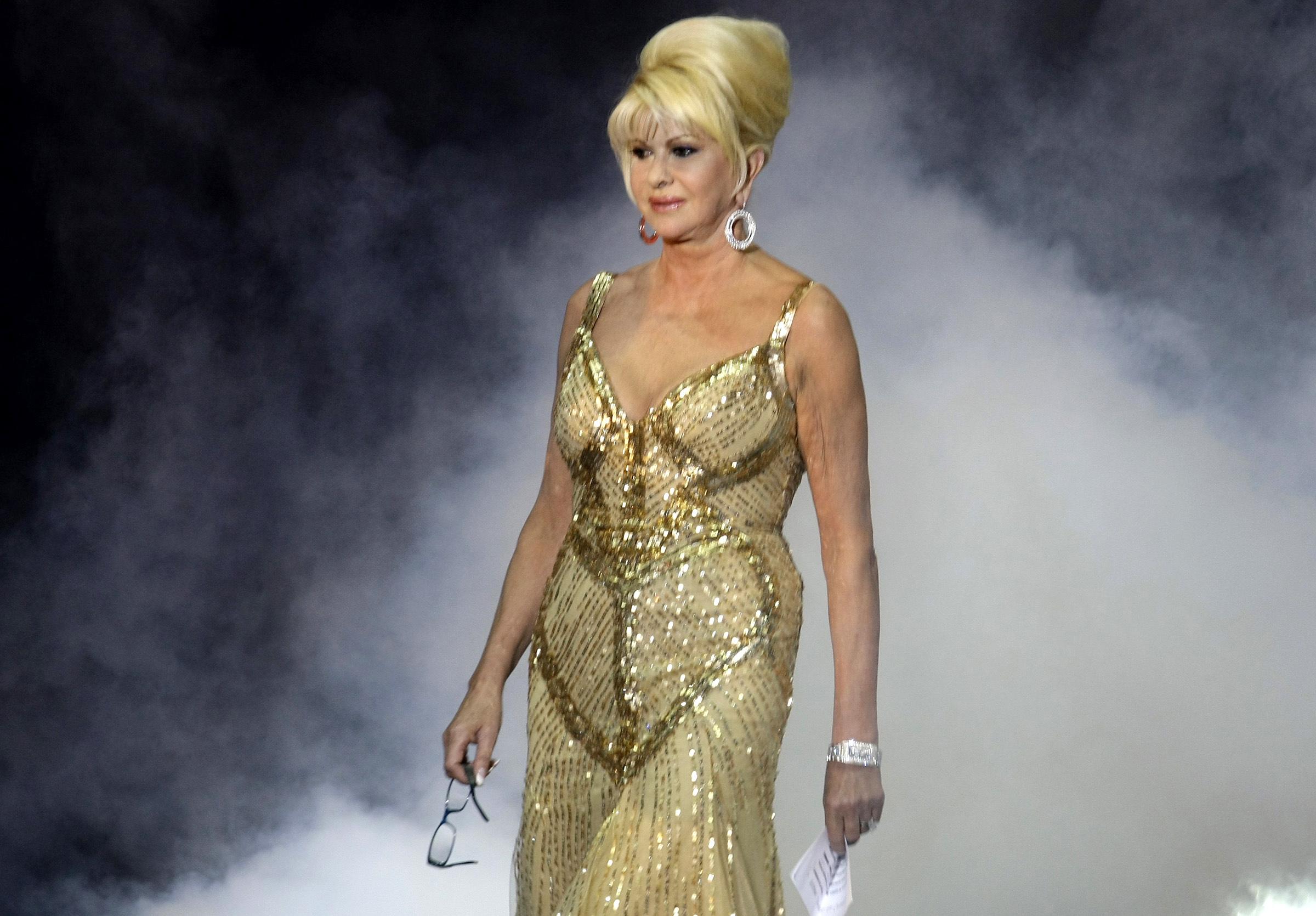 Ivana Trump 2009.