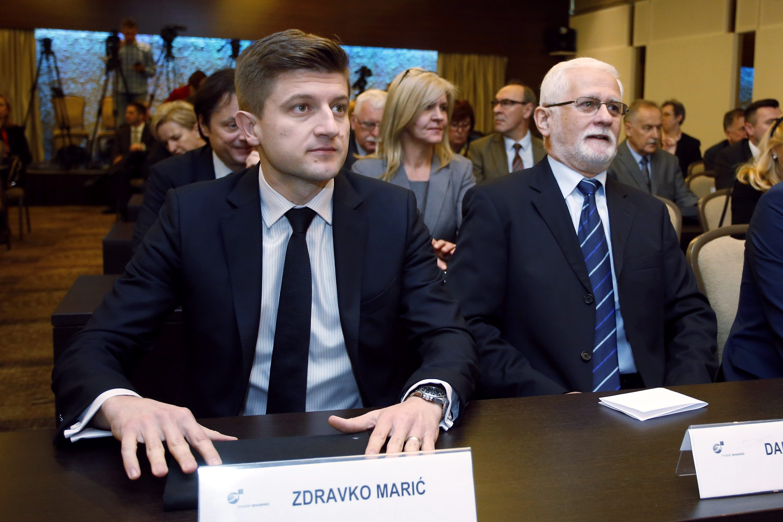 Zdravko Marić i Darinko Bago