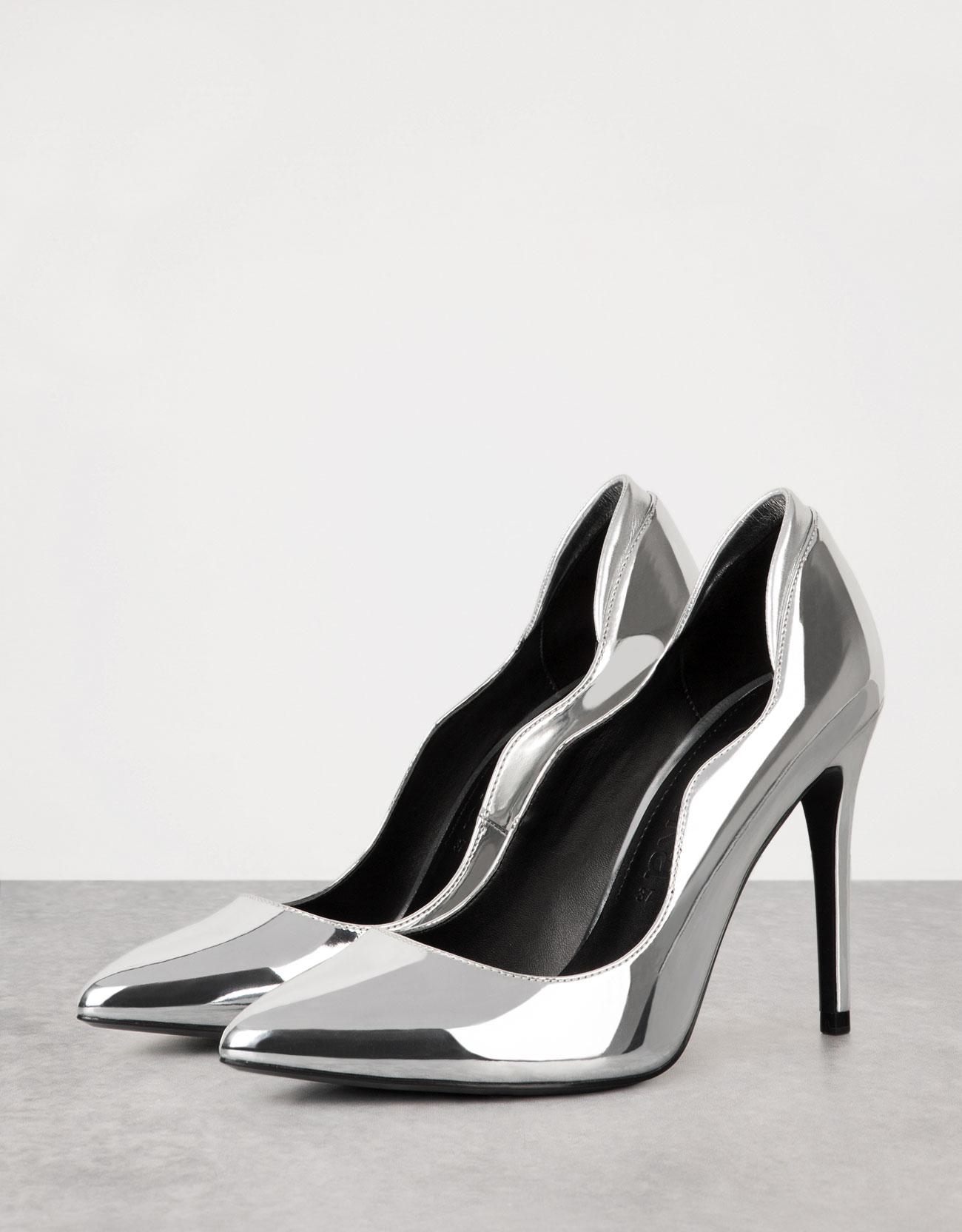 Metalik cipele Bershka, 229,90 kn