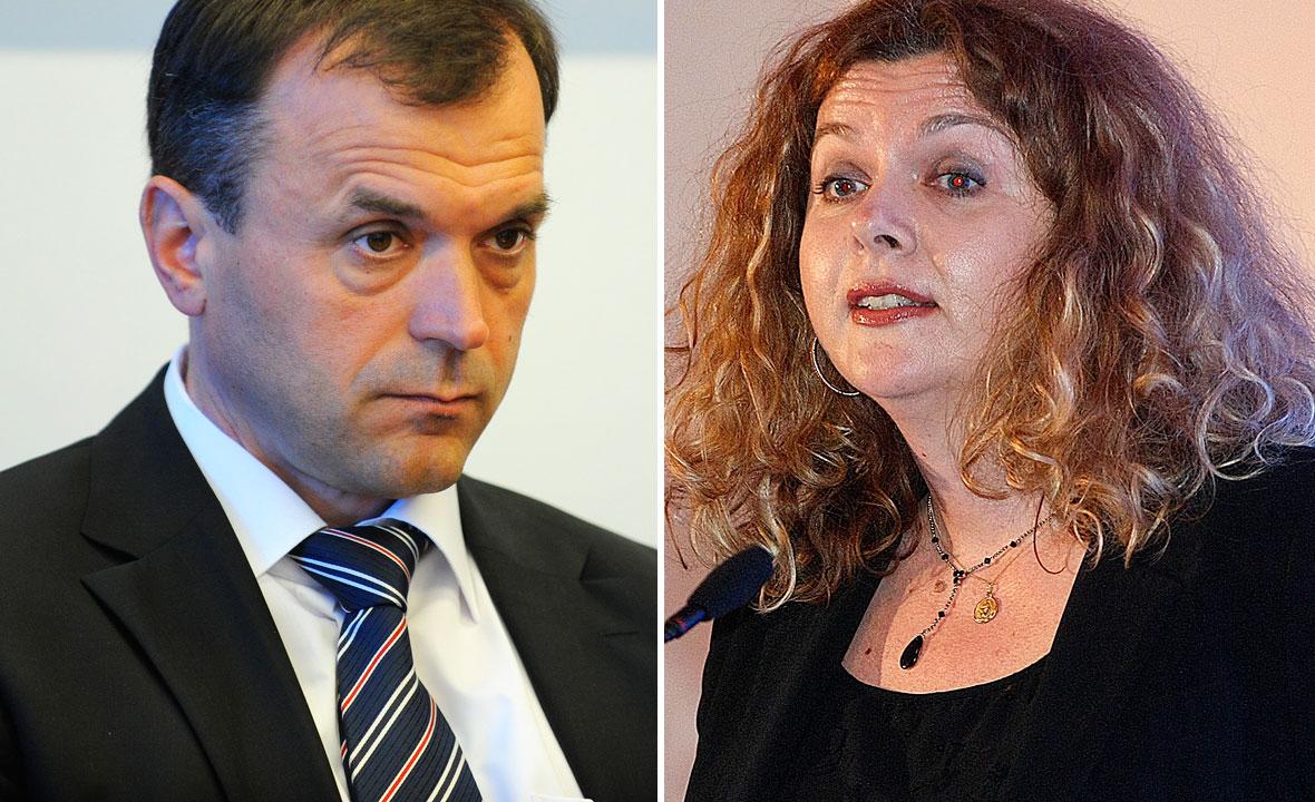 Ivica Tolić i Željana Zovko