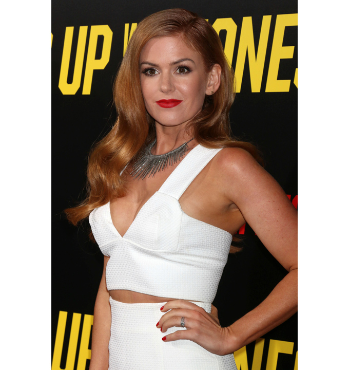 October 8, 2016: Isla Fisher at the