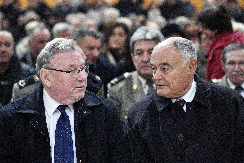 Vladimir Šeks i Vice Vukojević