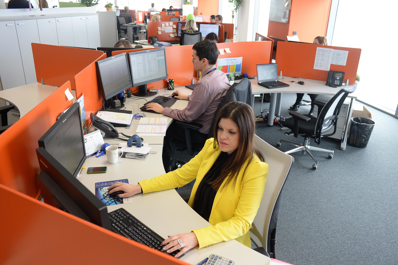 Tevin financijski centar u Zagrebu