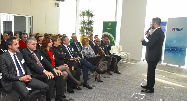Godišnji susret s kupcima i poslovnim partnerima HEP-a u Ljubljani
