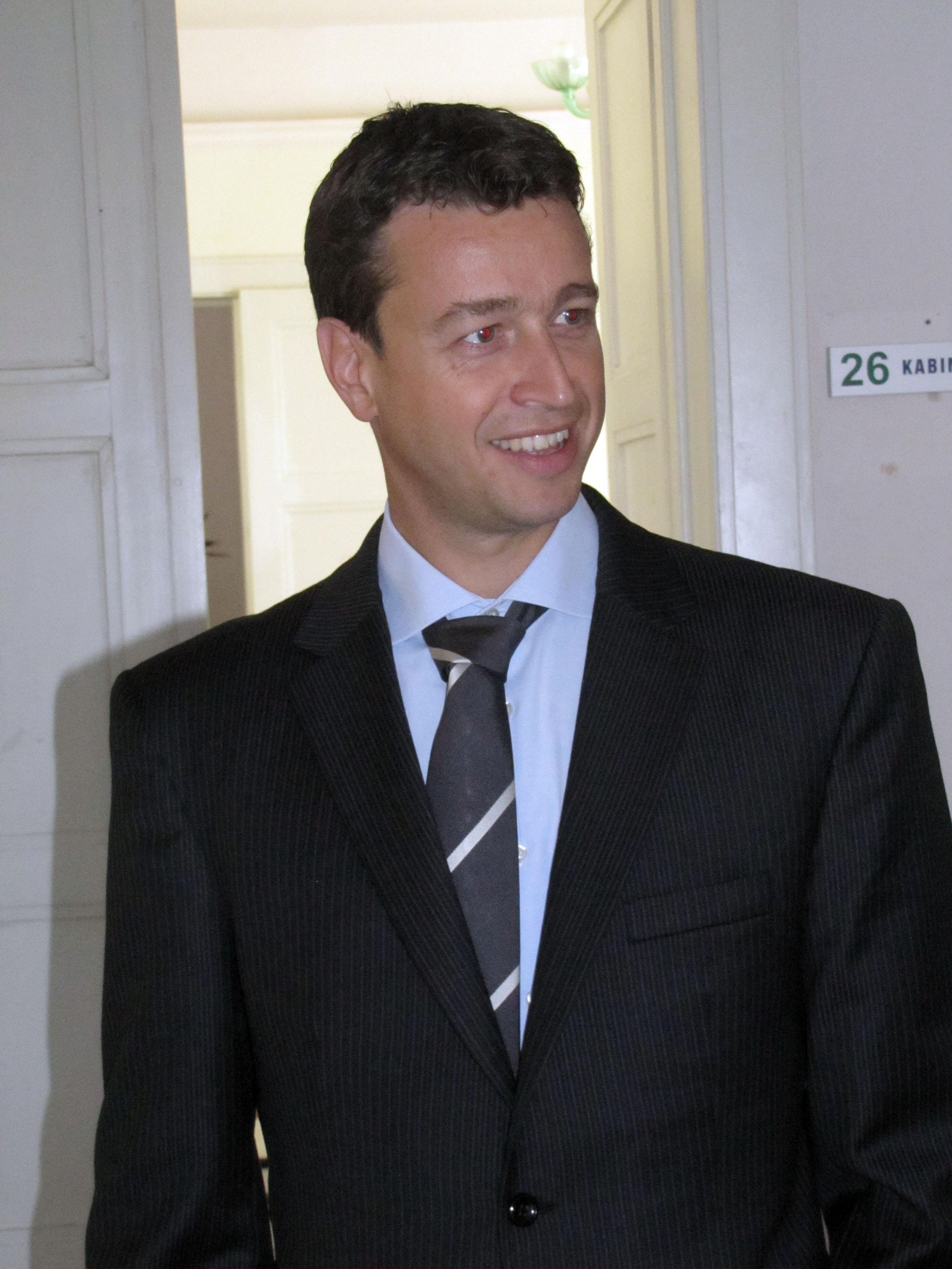 Balazs Bekeffy, predsjednik Uprave OTP banke