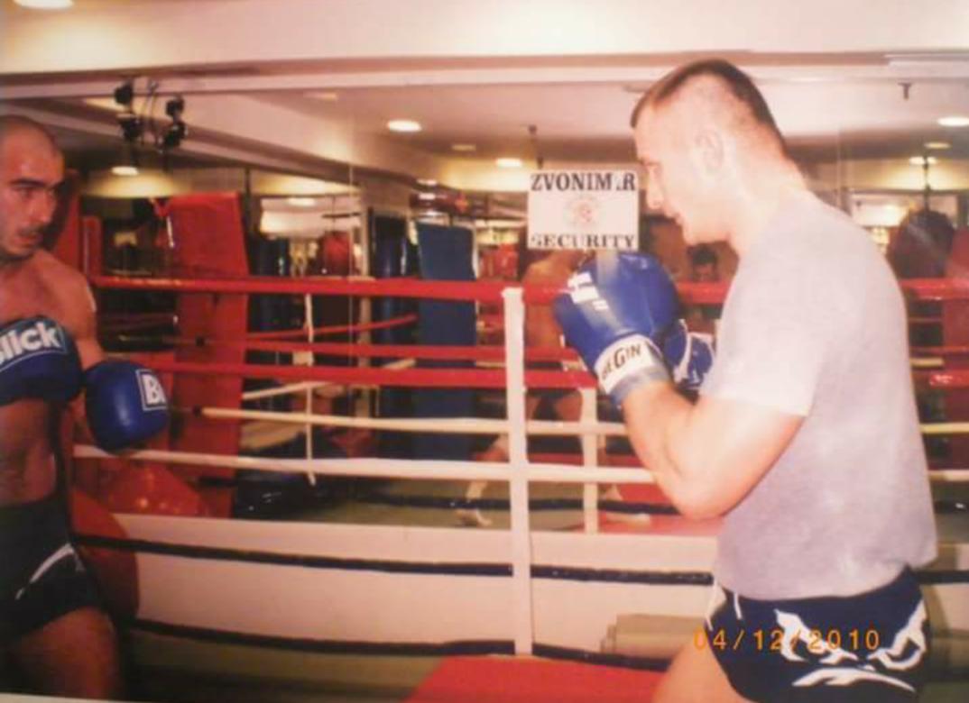 Igor Kolakušić i Mirko Filipović