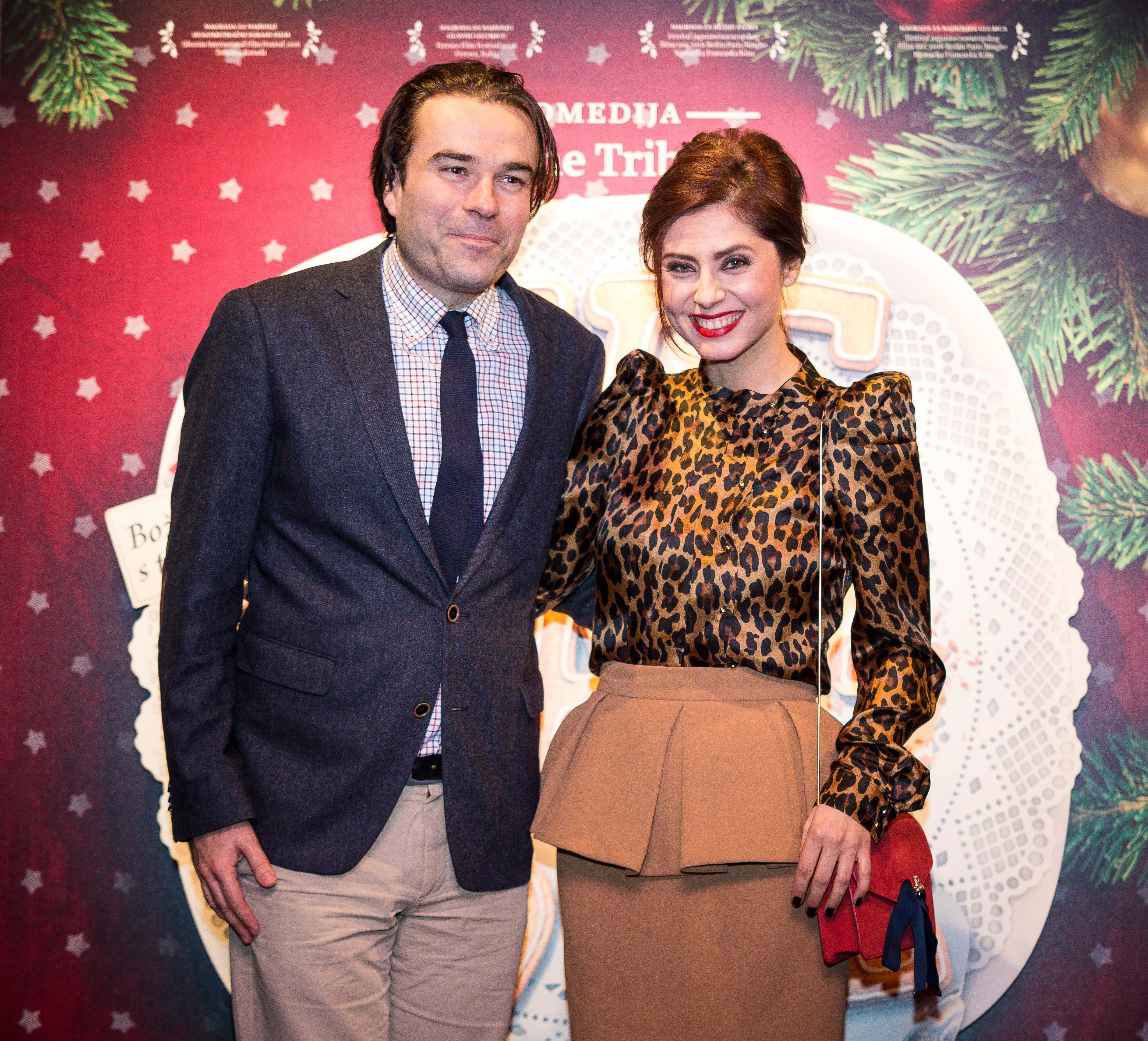 Ozren Grabarić i Judita Franković