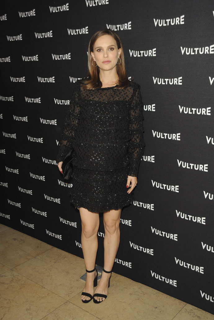 Natalie Portman at arrivals for Vulture Awards Season Party, Sunset Tower Hotel, Los Angeles, CA December 8, 2016., Image: 307948631, License: Rights-managed, Restrictions: For usage credit please use; Elizabeth Goodenough/Everett Collection, Model Release: no, Credit line: Profimedia, Everett