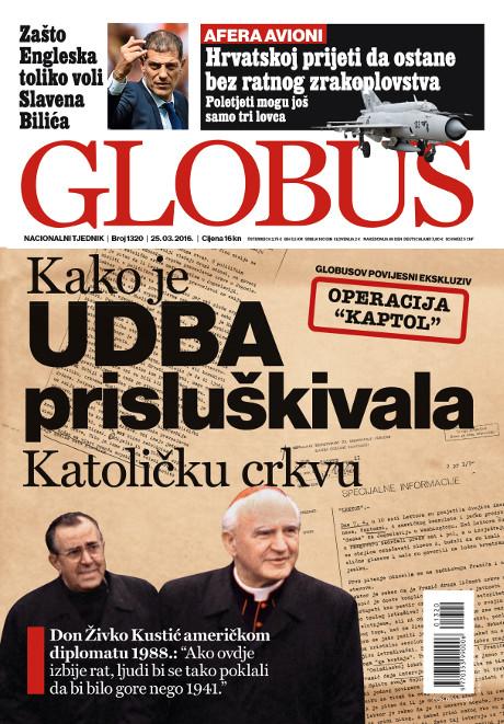 Globus 1320