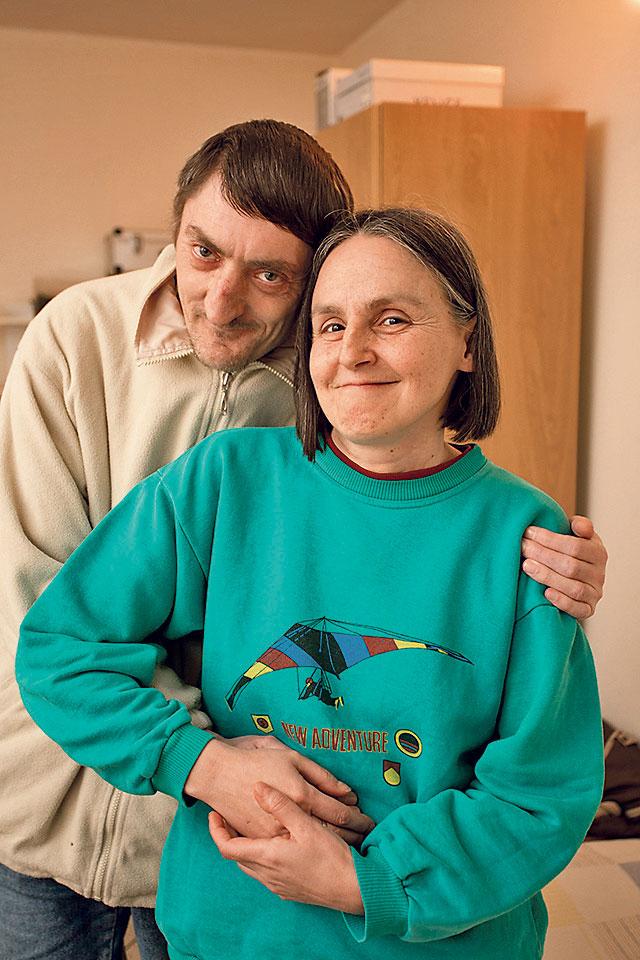 Branka Reljan (54) i Draženko Tevelli (43)