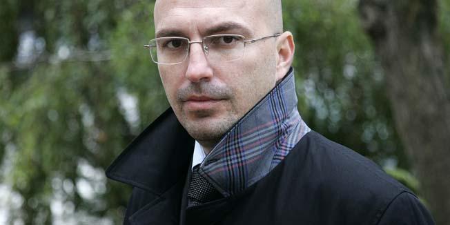 Zagreb 111108.Zoran Sangut, predsjednik udruge Vukovar 91. Foto: Sinisa Sunara / Cropix