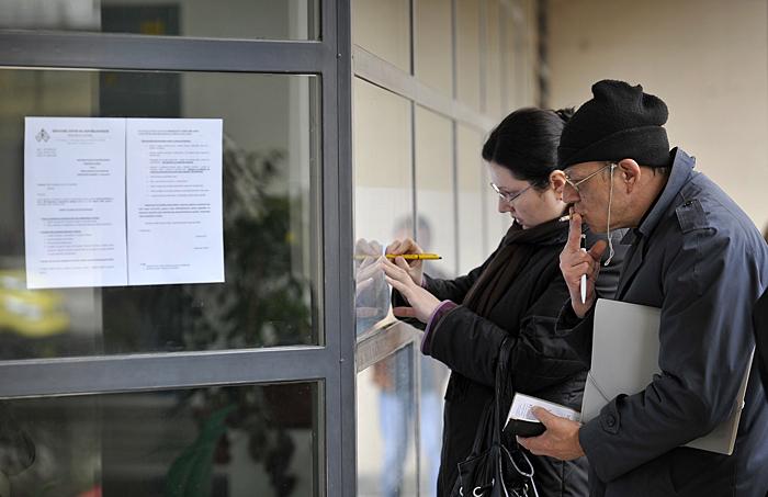 Zagreb, 300109.Hrvatski zavod za zaposljavanje (HZZ) ocekuje u ovoj godini porast nezaposlenosti od pet posto, uz napomenu da je to mozda preoptimisticna procjena. Procjena o pet postotnom rastu nezaposlenosti napravljena je na temelju procjene gospodarskog rasta u 2008. od tri posto, no s obzirom na jacanje krize krajem godine, sto potvrdjuju i ekonomski pokazatelji, moguc je i veci rast nezaposlenostiFoto: Vjekoslav Skledar / CROPIX