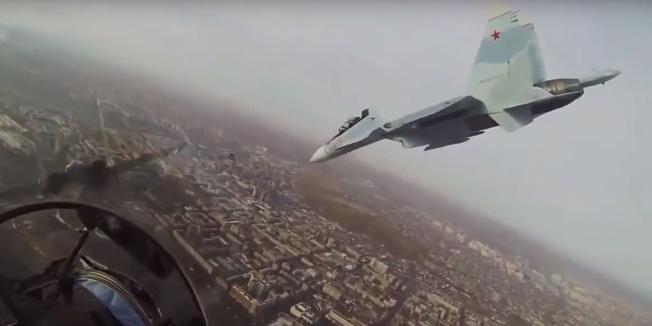 Suhoj Su-30 SM1