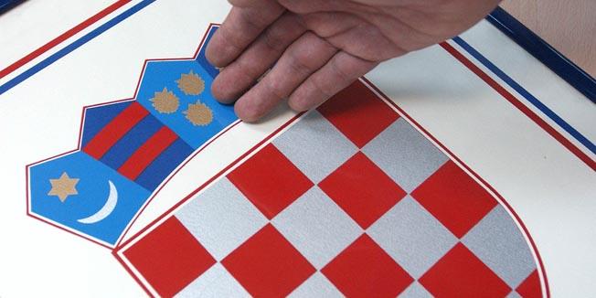zagreb,131202hrvatski grbfoto: robert belosevic-zag-