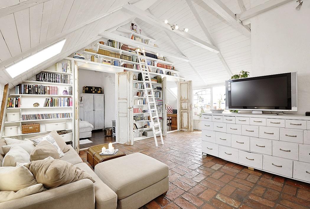 Opremljen gotovo u potpunosti skandinavskim stilom s puno svjetla i udobnosti.