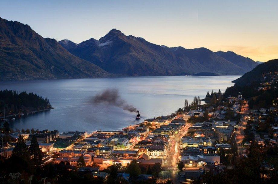 Queenstown, Novi Zeland