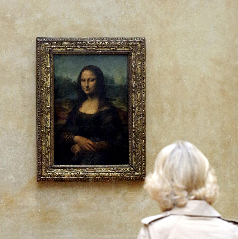 Mona Lisa u Louvreu
