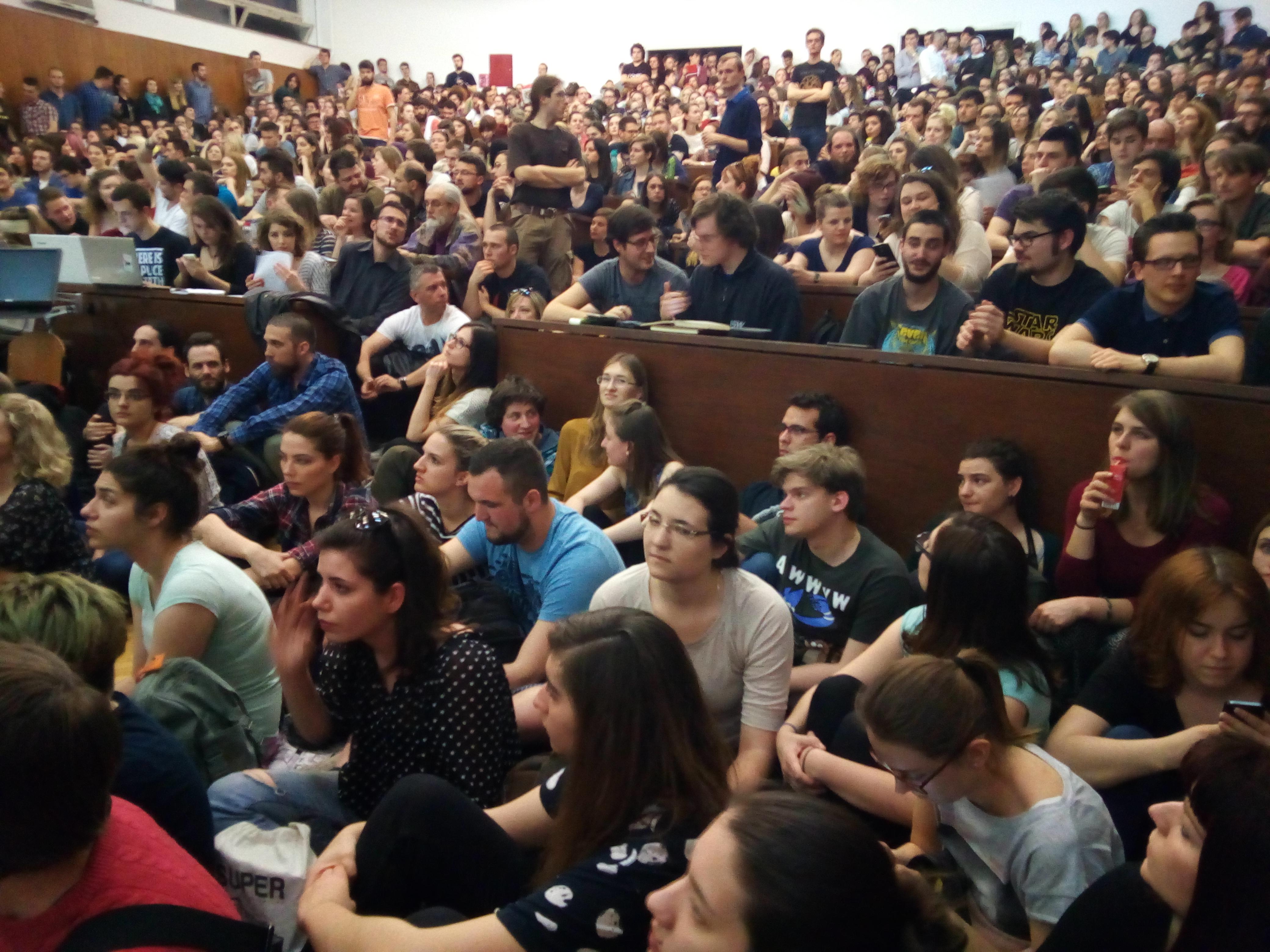 Plenum Filozofski fakultet