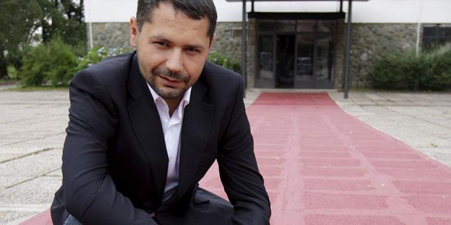 Direktor Jadran filma, redatelj i nositeljprojekta Vinko Grubišić