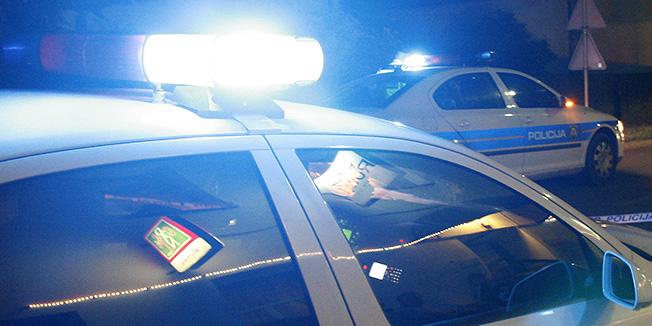 Varazdinske toplice, 150510.U ulici K. Tomislava doslo do prometne nesrece u kojoj je osobno vozilo marke Audi naletjelo na pjesaka koji je prelazio cestu van pjesackog prijelaza.Foto: Andrej Svoger / Cropix