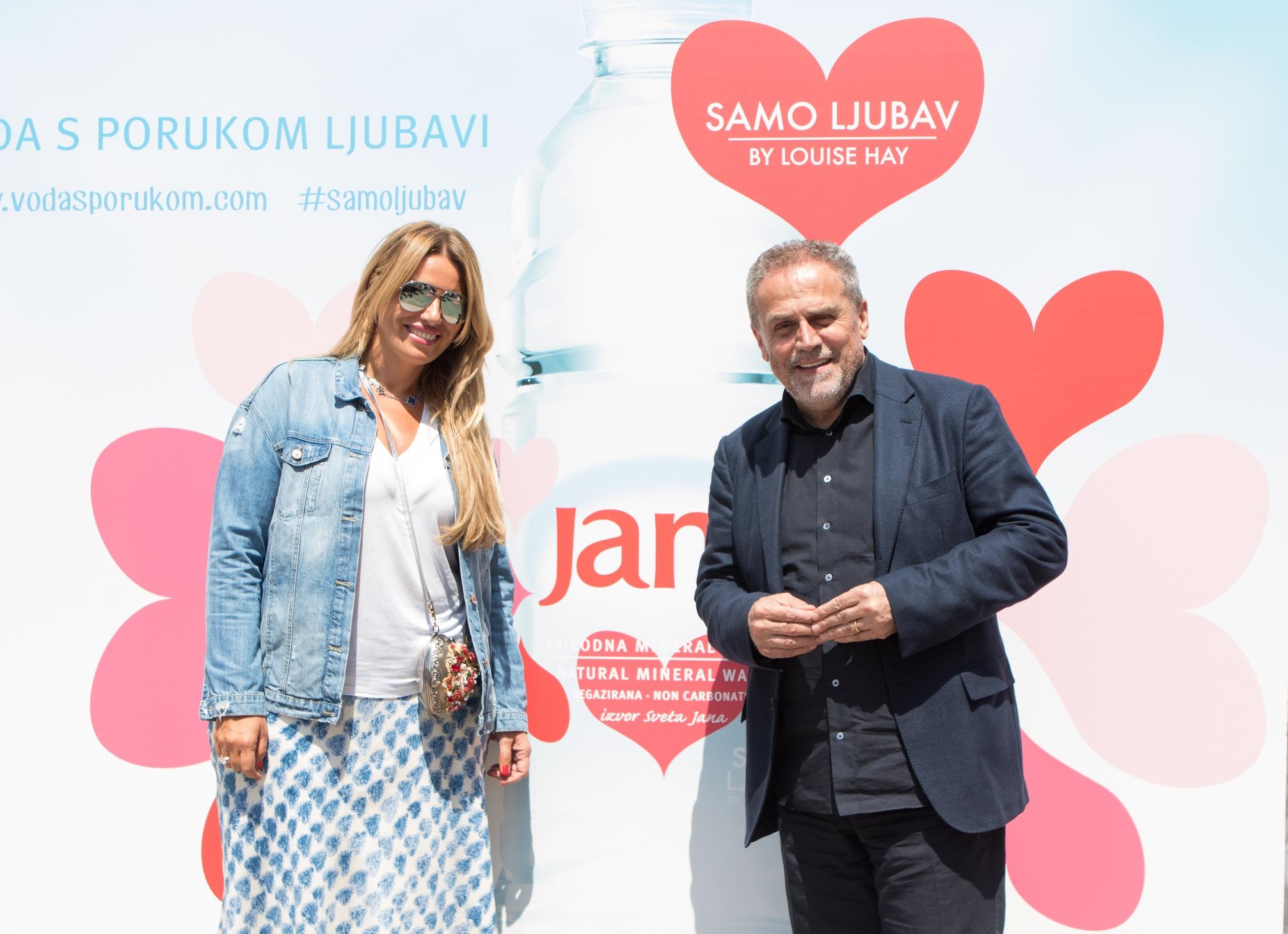 Iva Balent i Milan Bandić