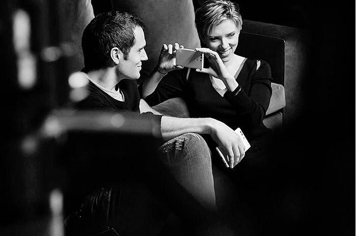 Zaštitna lica Henry Cavill i i Scarlett Johansson