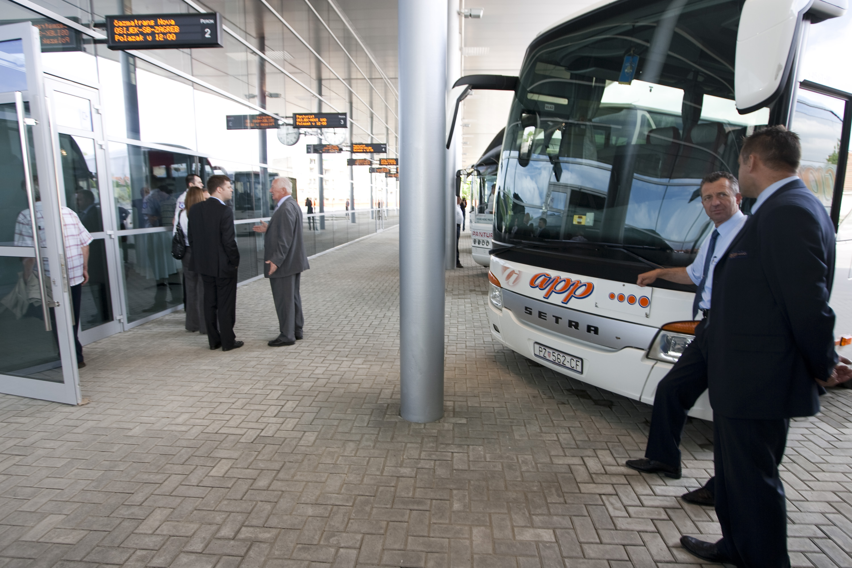 Javno Privatno Partnerstvo Osijek Dobio Novi Autobusni Kolodvor Poslovni Savjetnik