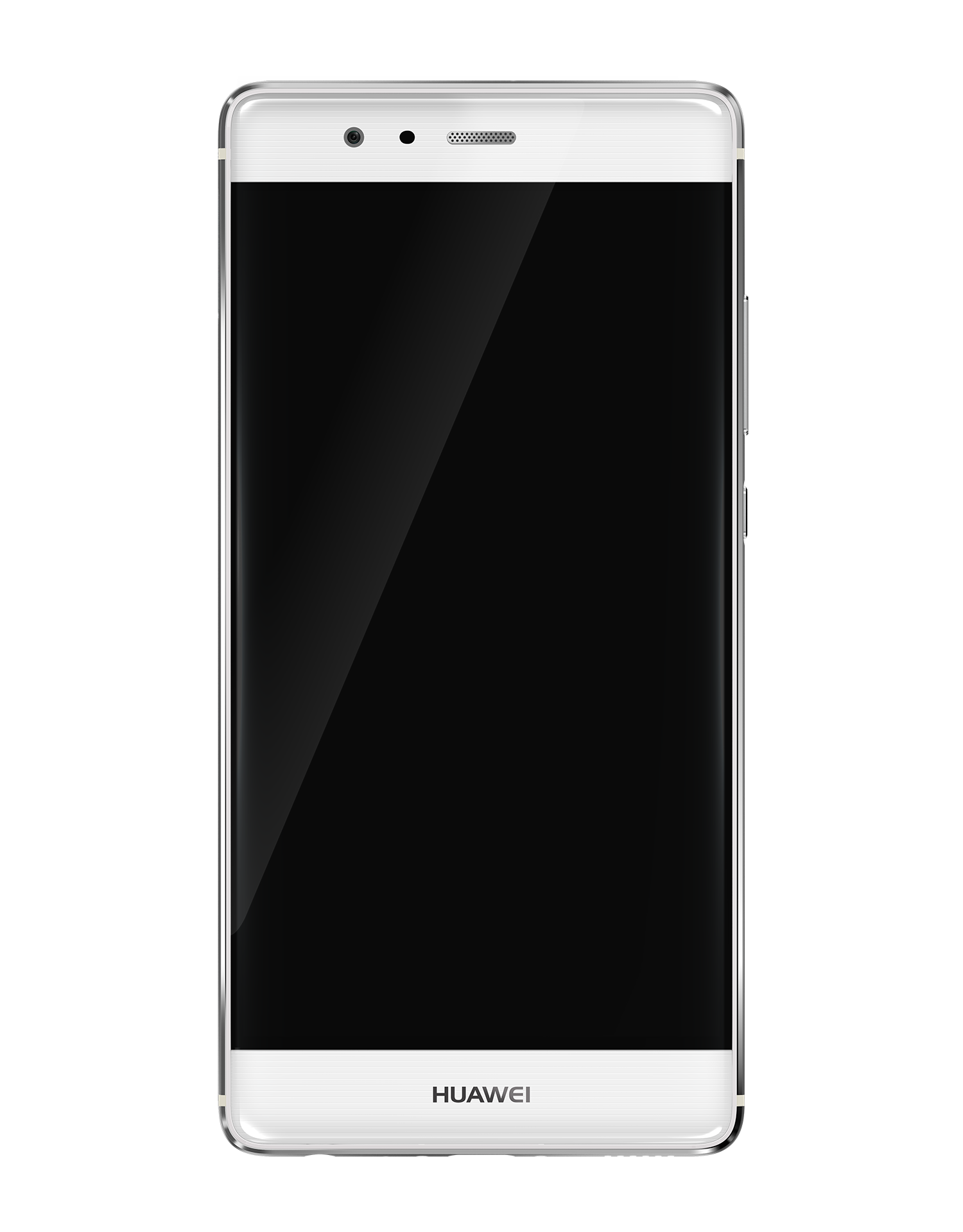 huawei Silver_sandblasted_front