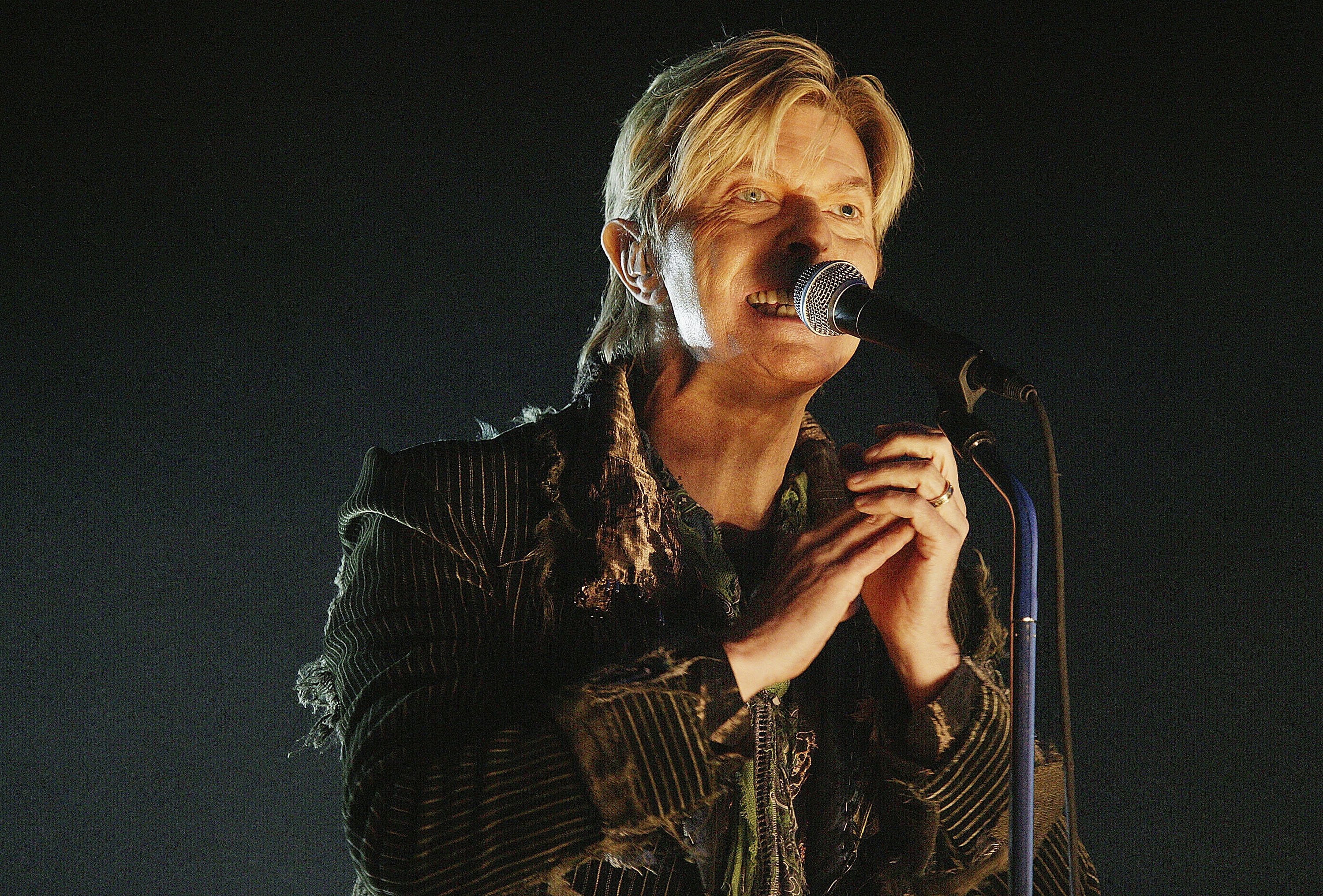 """David Bowie na """"The Nokia Isle of Wight Festival 2004"""""""
