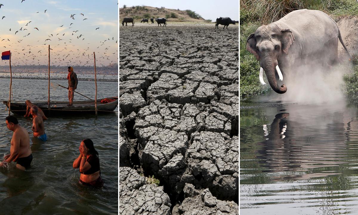 Indijska vlast želi povezati 30 svojih rijeka da zemlju spasi od suše