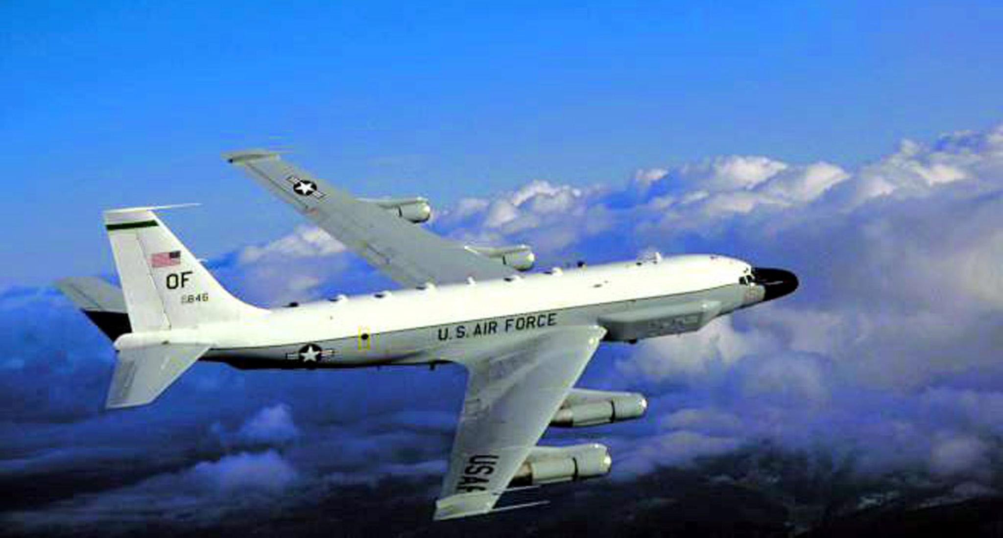RC-135 izviđački zrakoplov