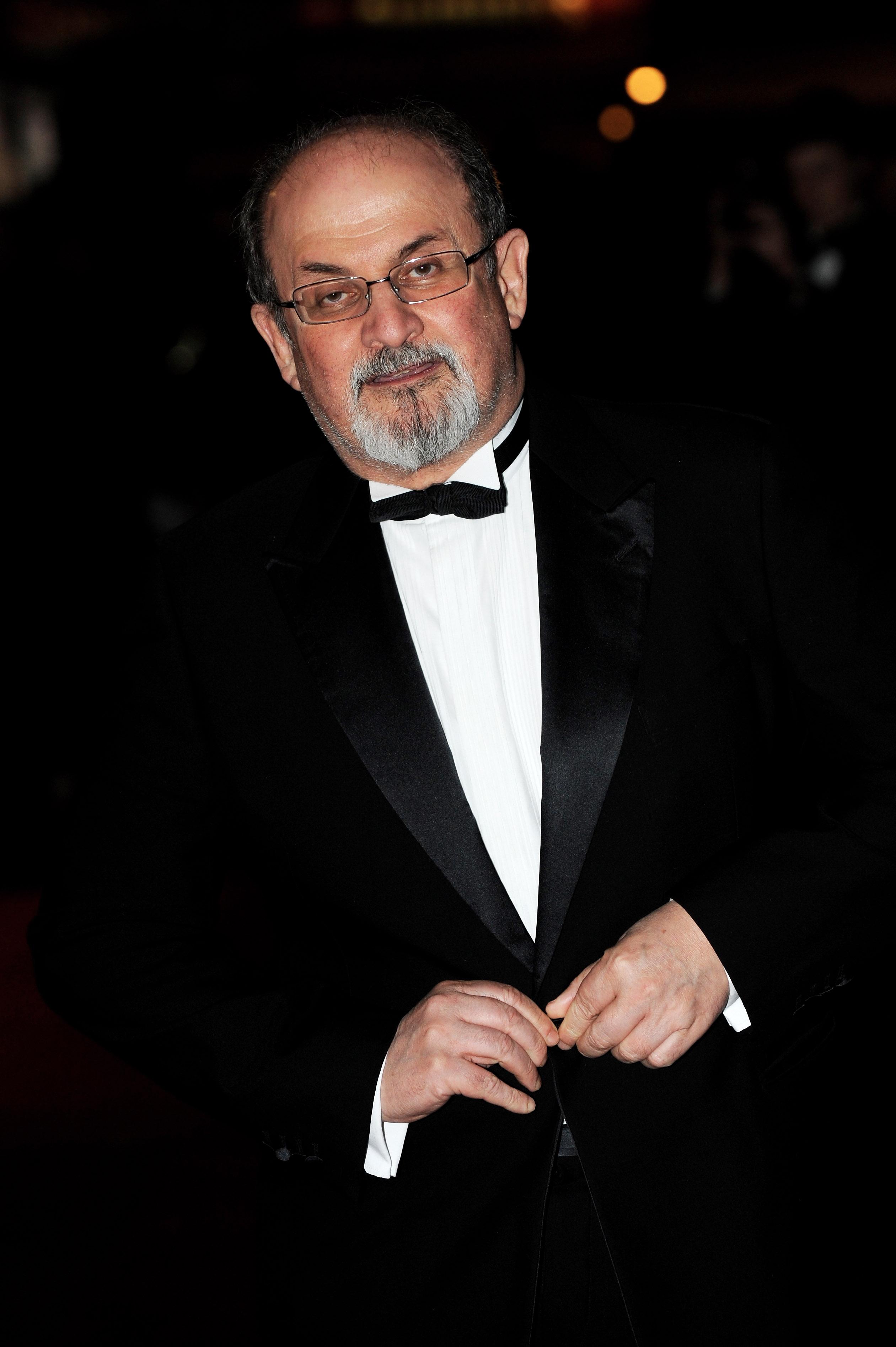 Salman Rushdie je bradata i ćelava apokaliptična postmoderna Šeherezada koja će pričati priče dok traje rat i dok svijetom luduje kaos