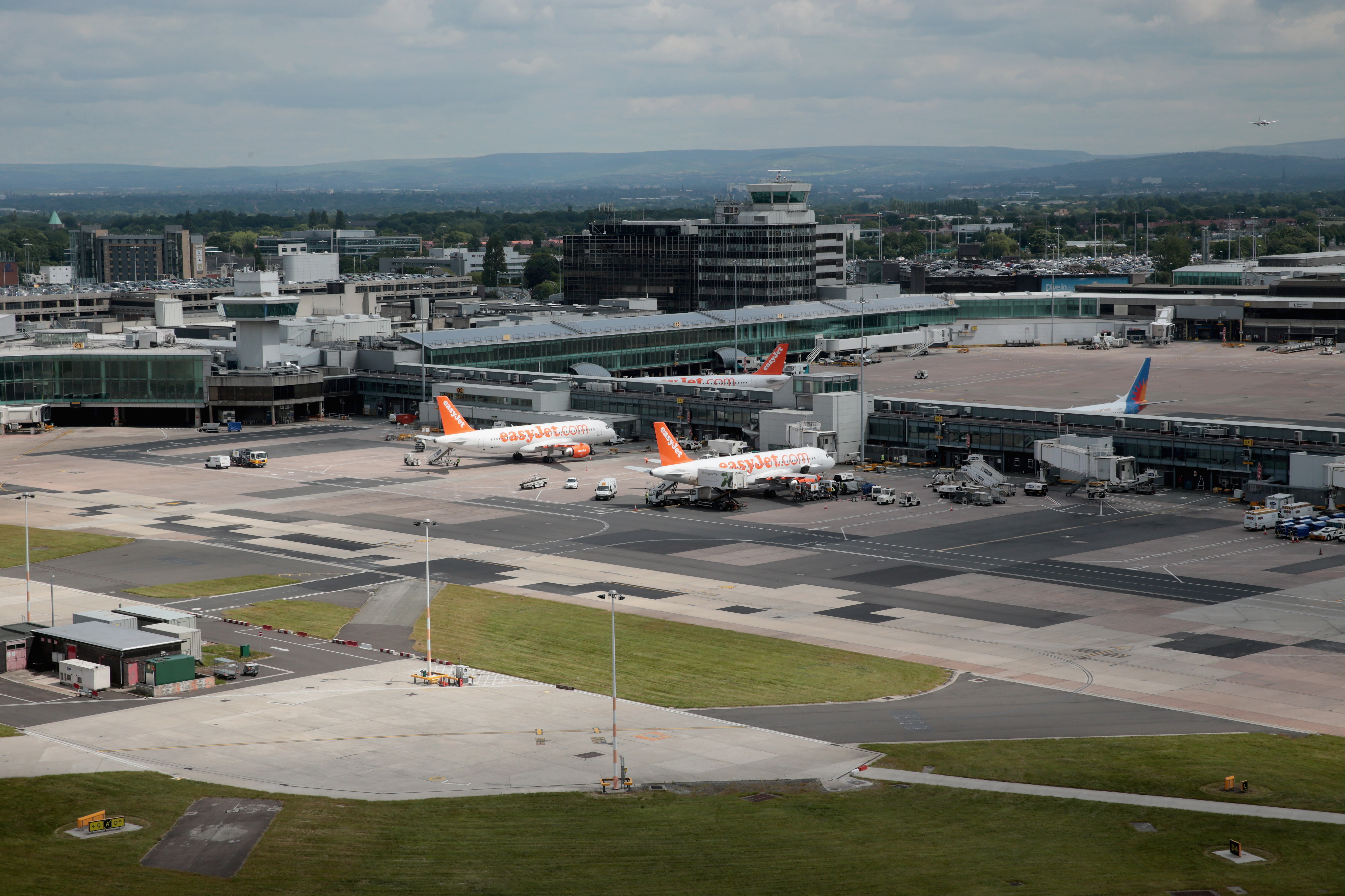 Zračna luka u Manchesteru