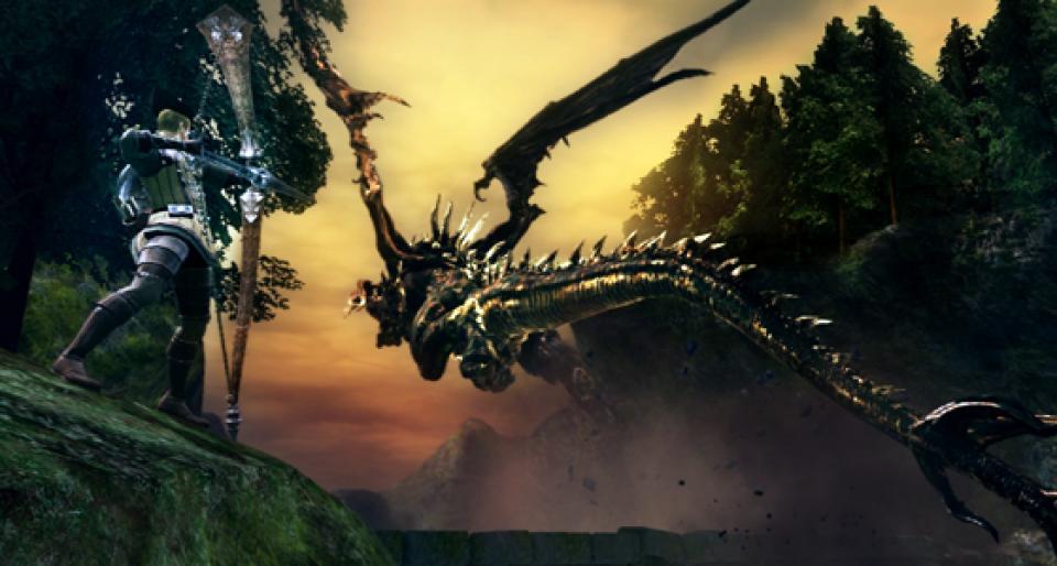 Najavljen Dark Souls II
