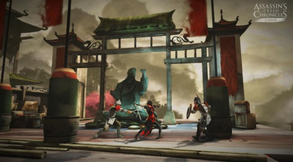 Najavljena Assassin's Creed Chronicles trilogija